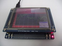 Free shipping,STM32 HY-MINI STM32V Development Board,STM32F103VCT6 With + 3.2' LCD