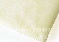 ivroy   organza sheer organza fabric for wedding backdrop decorate