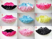Free shipping pettiskirt Skirt Tutu girls dress  5pcs/lot