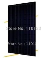 EU Stock 240W  Black Solar PV Panel (Mono)