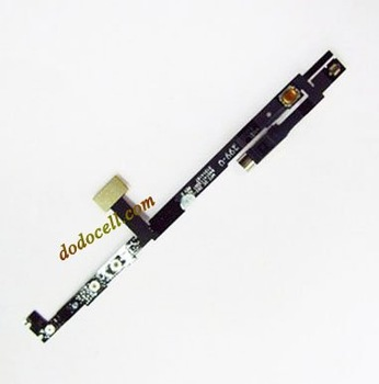 Hot sale!  Side button Flex Cable Ribbon Volume Repair Parts For Moto A855 XT702, Free shipping.