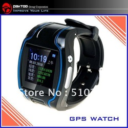 GSM GPS GPRS SOS 2 way voice auto montior real time tracking gps tracking bracelet device GW302. DHL Free Shipping!(China (Mainland))