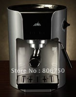 Semi Auto Espresso Maker+Coffee Capsule to make espresso coffee, 3 in 1 function+Free Shipping