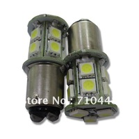LED Taillights/Brake lights, 12V, 2W, 13-piece 5050 SMD, Two Contact, Red, Yellow, Blue, Green, White, Warm White