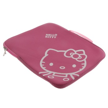 13inch Hello Kitty Laptop Notebook Sleeve Carrying Case Bag