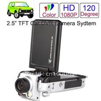 F900 Vehicle Car DVR with 1440X1080P and night vision HDMI 2.5'' TFT colorful screen F900LHD