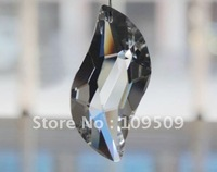 EMS Free Shipping,50mm Clear Glass Chandelier Parts/Crystal Curtain Pendant