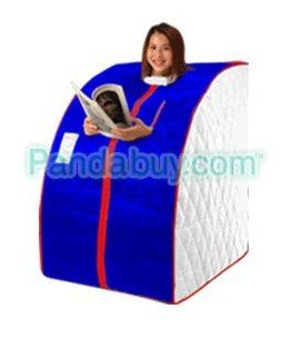 FIR Portable Sauna / Far Infrared Portable Sauna ~ Detoxification(China (Mainland))