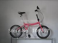 folding bike without chain new type foldable bike F2028