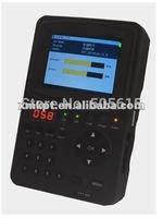 "DVB-S2 Signal  test :3.5"" handheld finder satellite /sat meter/monitor(KPT-968G)"