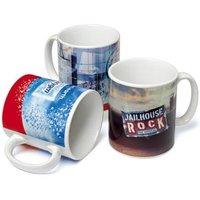 Free shipping !!  personalized printed mug, personalized mug, ceramic mug