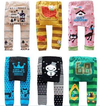 High Fashion sweet kids Leggings toddler Tights pants Baby leg warmer babys PP Pants