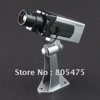Wireless Dummy Fake camera Motion Detection LED Surveillance Camera CCTV camera