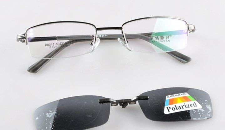 Amazoncom Clic Magnetic XXL Reading Glasses in black 1