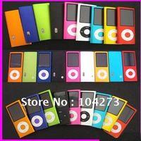 5th 4GB MP3 player 2.0 LCD Camera Scroll Wheel 1.3MP Camera Fashionable Mp3/ MP4 player