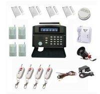 GSM Wireless Home Security System + Alarm Auto-Dial + 24 Wireless Zone T01