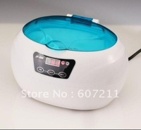 Sonic jewelry cleaner with CE certification 600ml