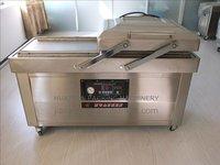 DZ800/2C double chamber manual vacuum sealer
