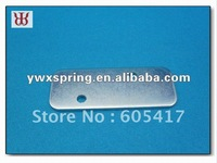Manufacturer supplied metal stamping bending plate