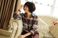 высокое качество композитных шелковой блузке, мягкой ручкой, подходит для ol, простой и не старомодный высший сорт