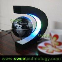 F-Surprise Magic Gift 3 inch Magnetic Floating World Globe Antigravity Globe Levitating Globe+ Free Shipping by Post