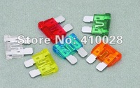 Free shipping 180pcs/lot mix order 5A 7.5A 10A 15A 20A 25A 30A 35A 40A  car/auto blade fuse