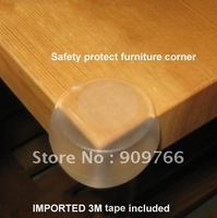 Ball Shape Protectors Baby Soft PVC Safety Protector of Desk Corner Table Corner Edge SF101 500pcs Lot Wholesale Freeeshipping