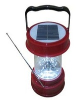 Solar camp light/lanterns
