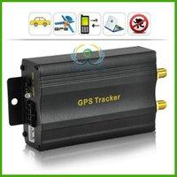 Realtime GPS GSM GPRS Vehicle Car Tracker System Finder
