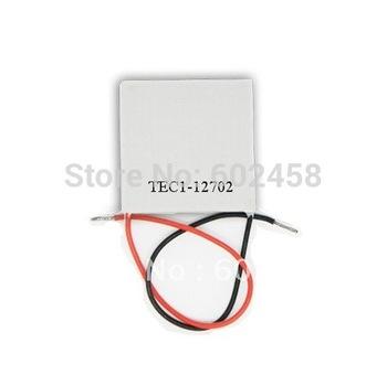 2pcs/ lot, TEC12703Peltier,12703TEC Thermoelectric Cooler Peltier 12V, peltier module 12703, peltier 12703 cells