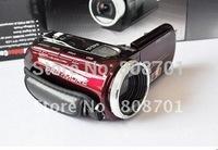 """5pcs HD C4 2.7"""" LCD 12.0MP Mini DV Digital Camera Camcorders 8X Digital Zoom 5.0 Mega pixels COMS sensor Free Shipping"""