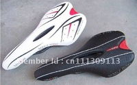 VADER Road MTB Mountain Bike SADDLE SEAT White/Black Bike Bicycle Parts+Free shipping