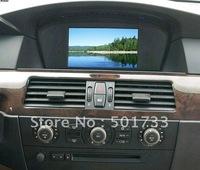 Car dvd GPS for BMW 5 SERIES E60,E61(04-09) Support DVD/ VCD/ CD/ MP3/ MPEG4/ CD-R/ WMA/DIVX/JPE
