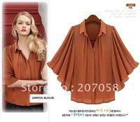 Блузки и рубашки  mj0424c