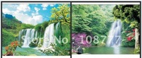 HD 3D stereoscopic paintings/Don't take Picture frame/two picture change 3D picture/size25*35/Retail or wholesale-Scenery5053