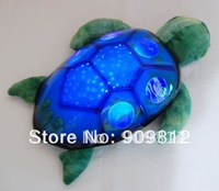 Free Shipping  US sea turtle star projector lamp, The fifth turtle projector light, Sleep turtle light, Turle lamp  5pcs/lot