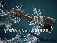 ANOWL AF18 CREE SST-50 LED FLASHLIGHT SINGLE MODE 1X18650/2X16340 BTY 1300LM CREE LED FLASHLIGHTS