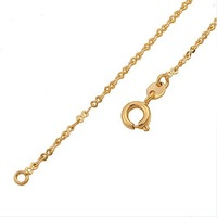 1.5 ft. 18k Gold Filled KRINKLE CHAIN 1.1mm   00B029