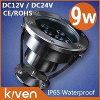 Газонная лампа high quality, 3w lawn lamp, DC12V/24V, CE&ROHS, 180lm, 2 year warranty, 3W outdoor lighting