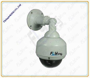 "4"" Mini Speed Dome IP Camera ,Camera surveillance,cctv camera with 10x optical (3.8-38) 12x digital,shipping free"
