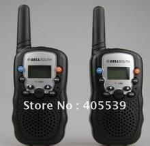 T388 Auto Multi-Channels 2-Way Radios Bellsouth Walkie Talkie T-388