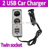 Инвертирующий усилитель мощности car power inverter usb dc 12v to ac 220v 75W Car Power Inverter with usb red connector adapter sine wave