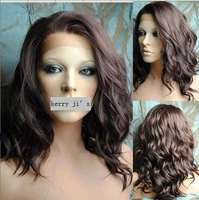 Extra Long Curly High Quality Natural About 27 Inches Super Natural Blonde Lace Wig(Free Shipping)