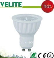 Free shipping wholesale 3w led bulb / gu10 led
