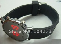 LED Watch Style  Samurai Metal   G1105  for free shipping