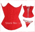 3 color Cincher Underbust Corsets Black sexy lingerie wholesale dropshipping retail push up