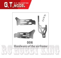 56cm 4ch QS 9018 RC helicopter spare part 9018-06 9018-006 hardware of the airframe For QS9018 helicopter + low shipping fee