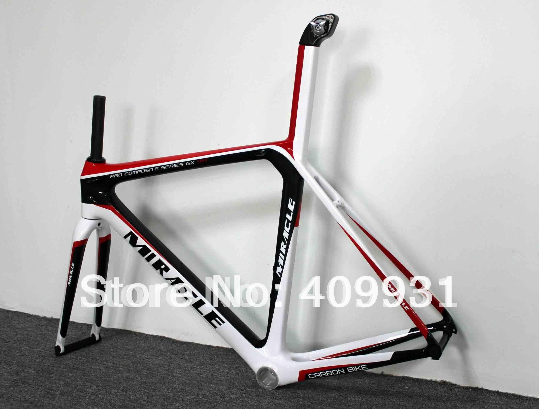 Carbon bike frame carbon aero road frame carbon road bicycle frame AC053(China (Mainland))