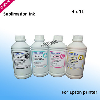 4x1L/lot  high quality dye sublimation ink used for Epson NX100/105/110/115/200/215/300/305/400/415/510/515  t0691 printer