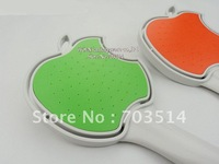 hot selling promotion  apple style  plastic  hand shower handle shower
